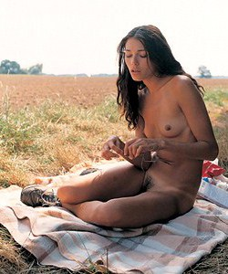 Nudist picnic