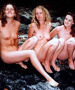 Just pure nudists