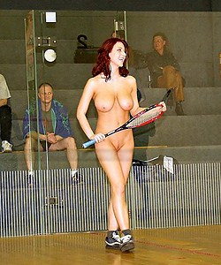 Nude squash