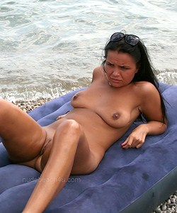 Pure candid nudism