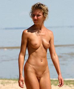 Real nudist camp