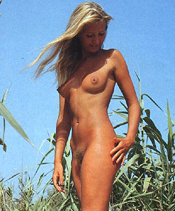 Amazing nudist babes