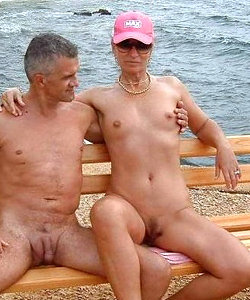 Nudist couples