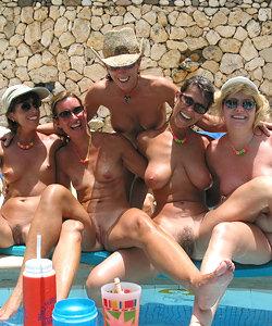 Amazing naked women