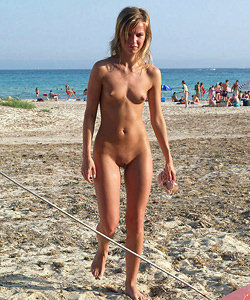 Nudist beaches