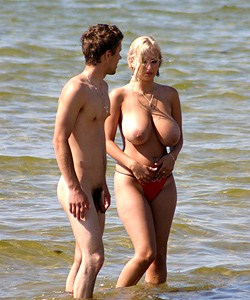 Nudists candid camera